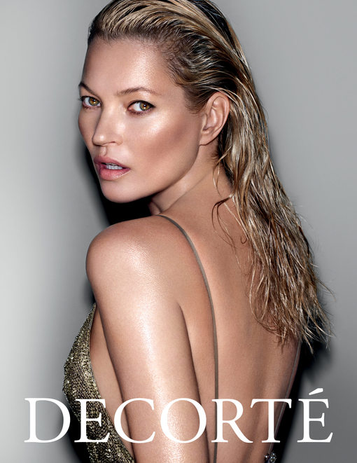 Kate Moss for Decorte