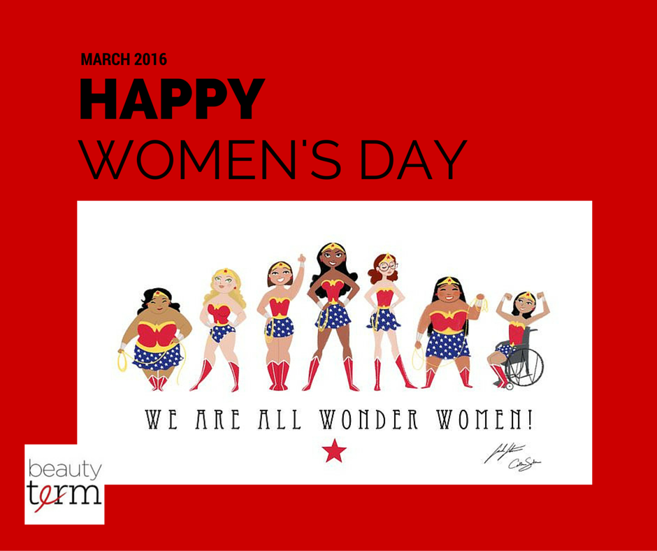 Happy Women's Day 2016 FB